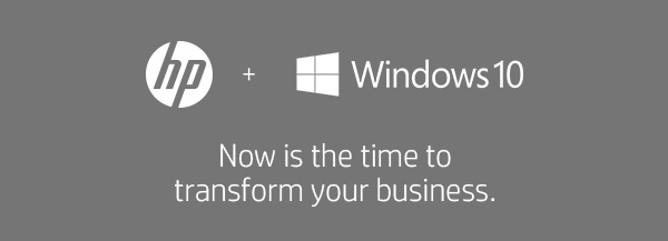 Now is the time to transform your business.